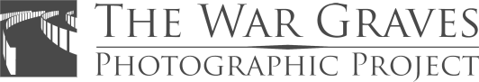 The War Graves Photographic Project Logo