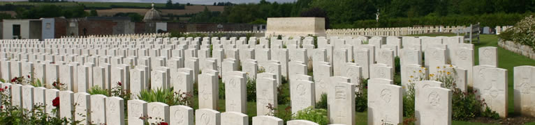 [IMAGE] Doullens Communal Cemetery Extension No.1