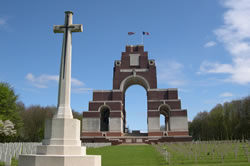 [image] Thiepval Memorial
