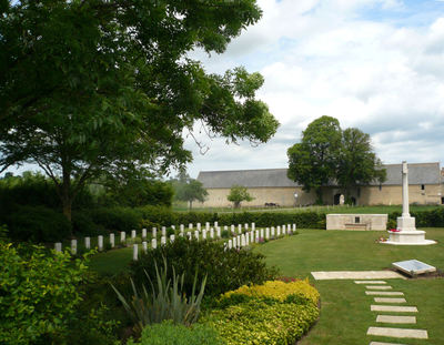 Jerusalem war cemetery , France