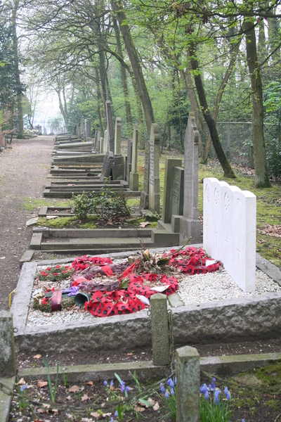 British Casualties are still thought highly of in Nijmegan Rustoord - Arda Riedijk