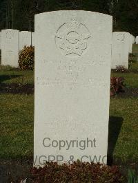 Brookwood Military Cemetery - Eady, Irwin James