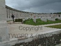 Tyne Cot Memorial - Wonnacott, William H.S.