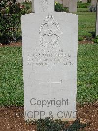 [IMAGE] Jerusalem War Cemetery - Berrie, Charlotte