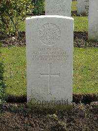 Strand Military Cemetery - Beecham, George James Leopold
