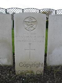 Oostende New Communal Cemetery - Galbraith, Norman James