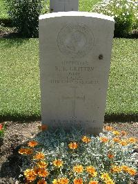 Alexandria (Chatby) Military And War Memorial Cemetery - Gritten, Richard Errol