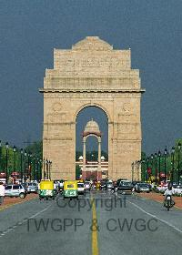 [IMAGE] Delhi Memorial (India Gate) - Moreton, Letetia Gladys