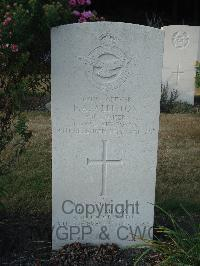 Bergen-Op-Zoom War Cemetery - Alliston, Eric Austin