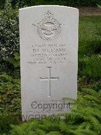 Utrecht (Soestbergen) General Cemetery - Williams, David Ellis