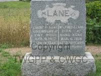 Ruthven Cemetery, Ontario - Lane, Wilfred Charles