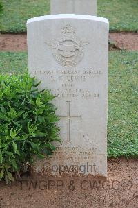 [IMAGE] Tripoli War Cemetery - Lewis, Ronald George