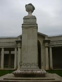 Arras Flying Services Memorial - Dennett, Pruett Mullens
