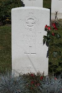 Kiel War Cemetery - Haney, James