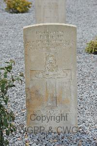 [IMAGE] Oued Zarga War Cemetery - Rideout, Frederick Francis