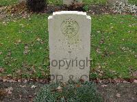 Munster Heath War Cemetery - Knight, D