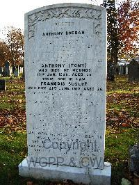 Huntly Cemetery - Cobban, Anthony
