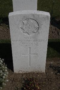 Calais Southern Cemetery - Fitzgerald, Lord Desmond