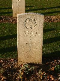 Bretteville Sur Laize Canadian War Cemetery - Gritton, John William